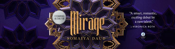 Mirage by SomaiyaDaud